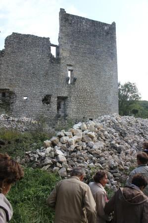 Site de Beauretour - Vue générale