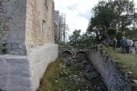 Site de Beauretour - Les fossés